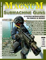 ARMI MAGAZINE issue Submachine guns