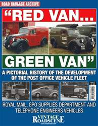 Road Haulage Archive issue No. 7 Red Van...Green Van