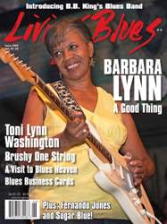 Living Blues issue Living Blues #243