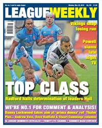 League Weekly issue 725