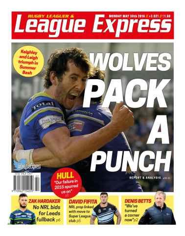League Express Preview 1