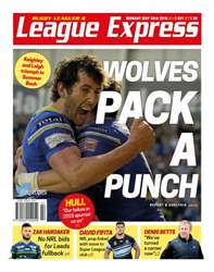 League Express issue 3021