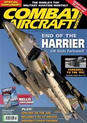 Combat Aircraft issue European Edition - Vol 12 No 2