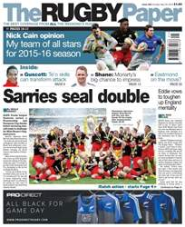 The Rugby Paper issue 29th May 2016