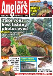 Anglers Mail issue 31st May 2016