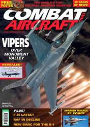 Combat Aircraft issue European Edition - Vol 12 No 3