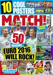 Match issue 31st May 2016