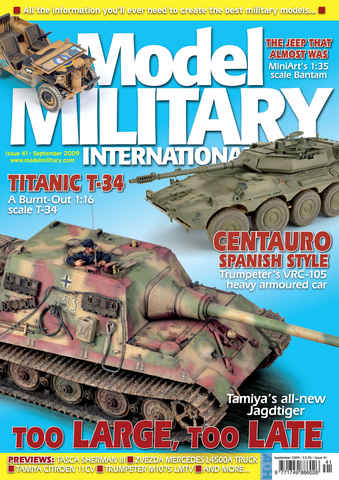 Model Military International issue 41