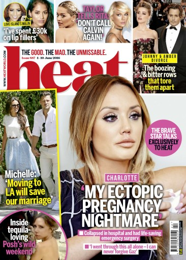 Heat issue 4th June 2016