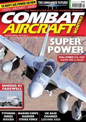 Combat Aircraft issue European Edition - Vol 12 No 9