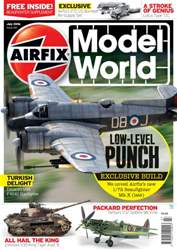Airfix Model World issue July 2016