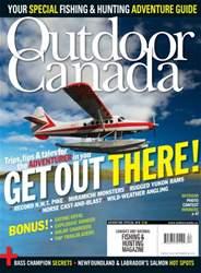Outdoor Canada issue Adventure Spec 2016