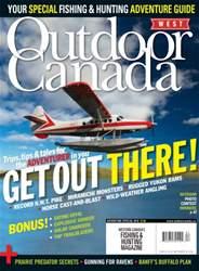 Outdoor Canada issue Adventure West 2016