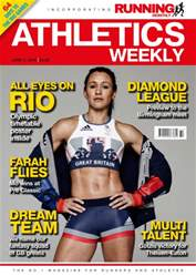 Athletics Weekly issue 02/06/2016