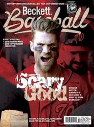 Beckett Baseball issue July 2016