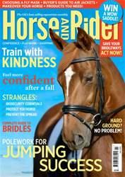Horse&Rider Magazine - UK equestrian magazine for Horse and Rider issue  Horse&Rider Magazine –  July 2016