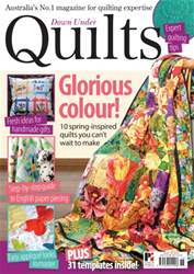 Down Under Quilts issue 176