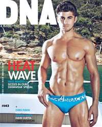 DNA Magazine issue #143 - The Swimwear issue