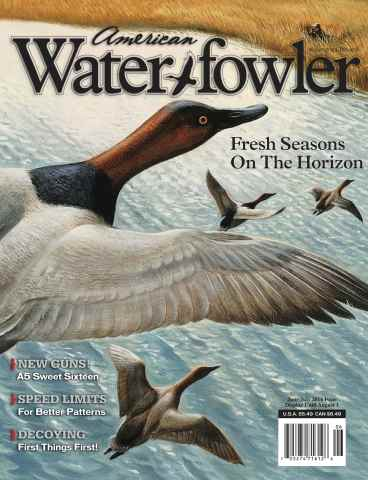 American Waterfowler Preview 1