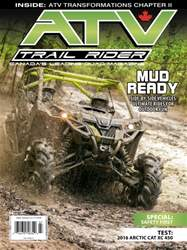 ATV Trail Rider issue Jul Aug 2016