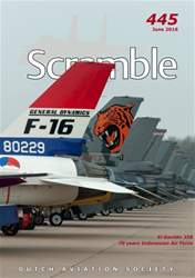 Scramble Magazine issue 445 - June 2016