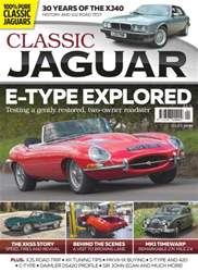 Classic Jaguar issue No. 1 E-Type Explored