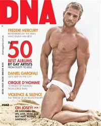 DNA Magazine issue #142 - The Music issue