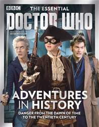 The Essential Doctor Who: Adventures in History issue The Essential Doctor Who: Adventures in History