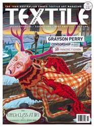 Textile Fibre Forum issue Textile Fibre Forum Issue 122