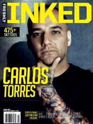 Freshly Inked issue February/March 2016 Carlos Tores