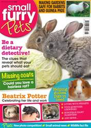 Small Furry Pets issue No. 29 Be A Dietary Detective!