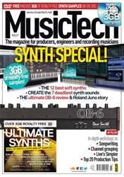 MusicTech issue Jul-16