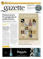 Antiques Trade Gazette issue 2245