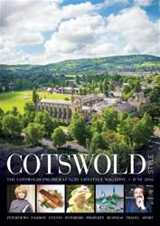 Cotswold Style June 2016 issue Cotswold Style June 2016