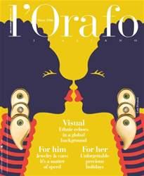 l'Orafo Italiano Mag/Giu 2016 issue l'Orafo Italiano Mag/Giu 2016