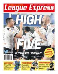 League Express issue 3022