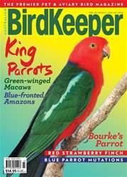 Australian Birdkeeper Magazine issue Vol 29