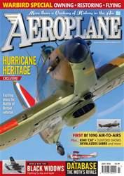 Aeroplane issue July 2016