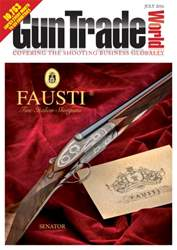 Gun Trade World issue July 2016
