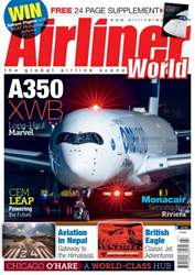 Airliner World issue July 2016