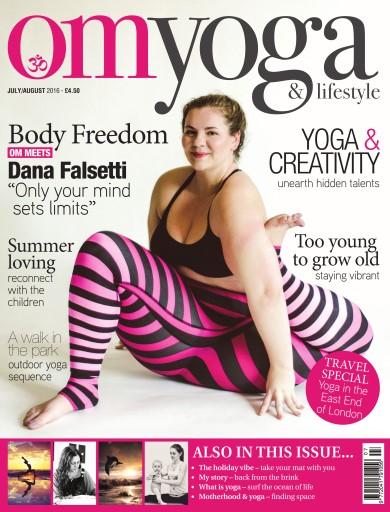 OM Yoga UK Magazine issue Jul-Aug 2016