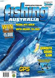 Sports Fishing Australia issue Jun-Jul-Aug SF74