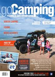 Go Camping Australia issue Issue 103 (June 2016 - July 2016)