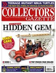 Collectors Gazette issue July 2016
