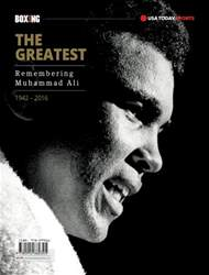 Ali: The Greatest issue Ali: The Greatest