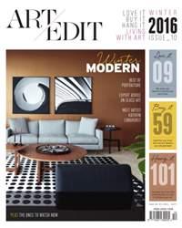 Art Edit issue Art Edit Winter, issue 10