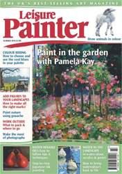 Leisure Painter issue Summer 2016