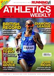 Athletics Weekly issue 09/06/2016