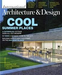 Int. Architecture & Design issue Summer 2016