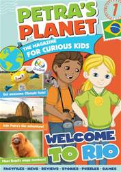Petra's Planet Rio issue Petra's Planet Rio